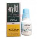 Капли для глаз Poly Oph Eye Drops. 5 мл (3 вида антибиотиков) (Тайланд)