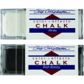 155 Chris Christensen Rich Ebony Chalk Block/Черная пудра в блоке 48 гр (США)
