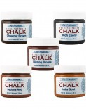 168 Chris Christensen  Rich Ebony Chalk / Черная пудра в мини-банке 0,08 oz 2,26 гр (США)