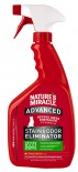 ENM96993 Уничтожитель пятен и запахов с усиленной формулой для кошек Лимон, спрей, 946мл NM ADV Cat Stain&Odor Elimin Spray  32oz (США)