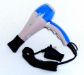 Профессиональный фен для животных DIMI5932 с ионизатором, мощность 2400w, 6 режимов, вес 540гр (Испания)